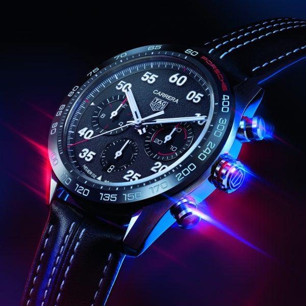 Reloj de Tag Heuer en colaboración con Porsche