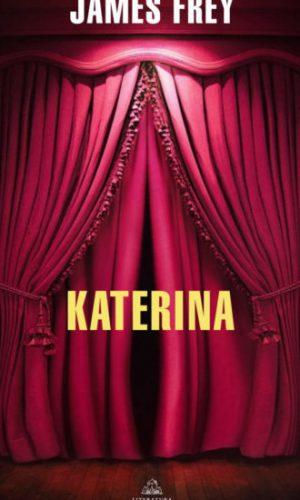 Portada de la Novela Katerina