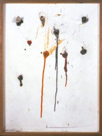 TIRS NEUF TROUS obra de Niki de Saint Phalle