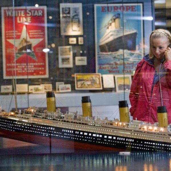 Titanic Belfast 5-2