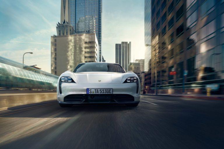 Porsche Taycan: nuevo coche eléctrico