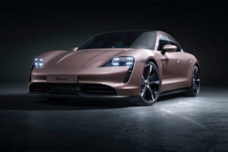 Nuevo coche eléctrico de Porsche: Porsche Taycan