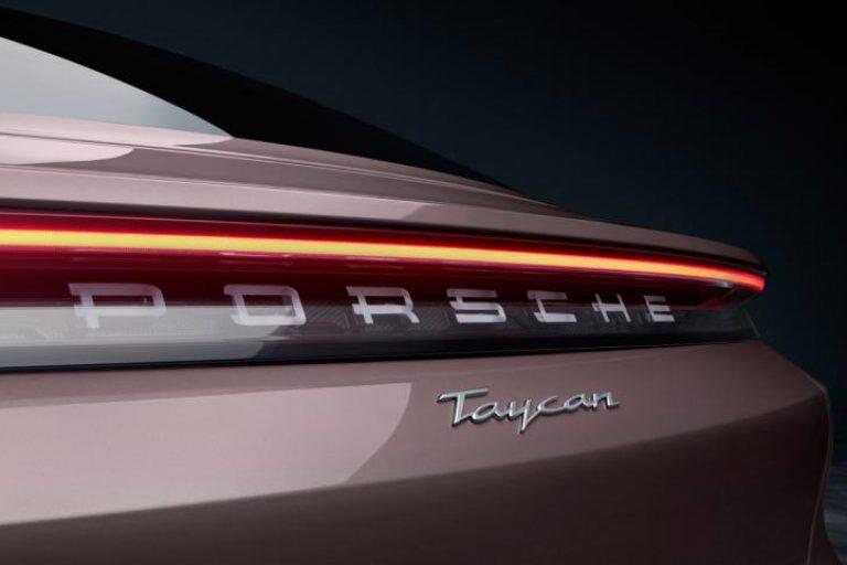 Coche eléctrico: Porsche Taycan