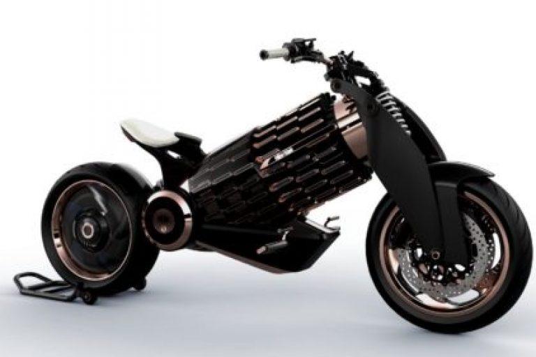 Chasis motocicleta eléctrica EV-1