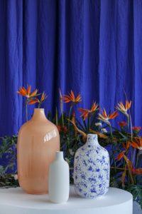 TANDEM and PALLAS Vases in 'Soladite'