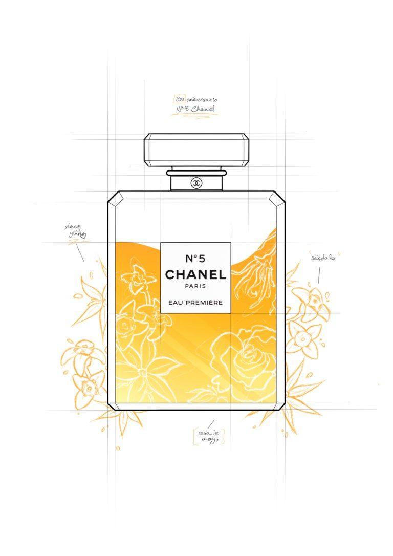 Chanel Nº5 celebra su 100 aniversario