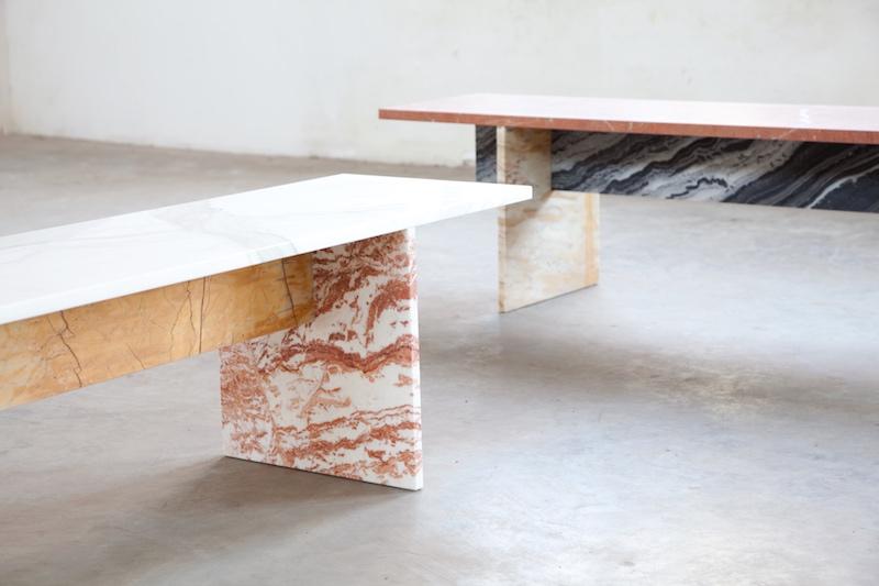 marble bench samen 2