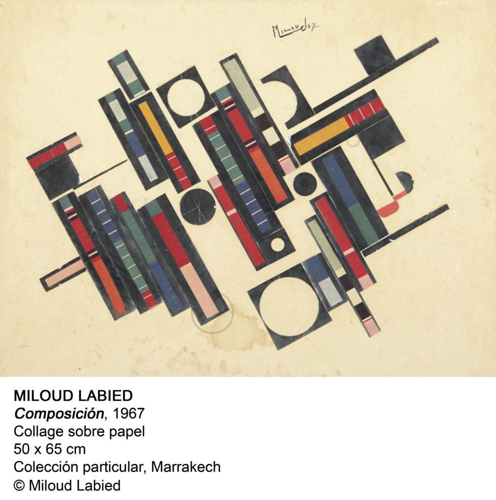 """El Museo Reina Sofía presenta """"Trilogía marroquí. 1950-2020"""""""