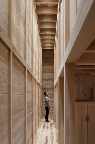 ogimachi house tomoaki uno architects1