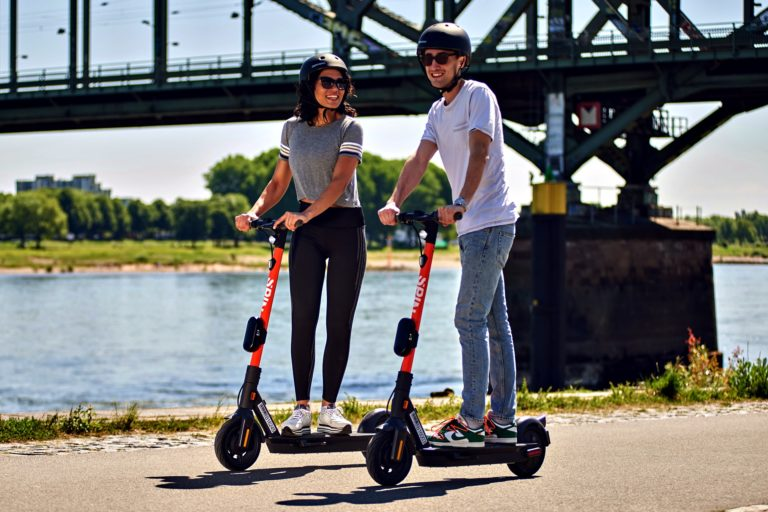 patinete electrico Ford SPIN 3