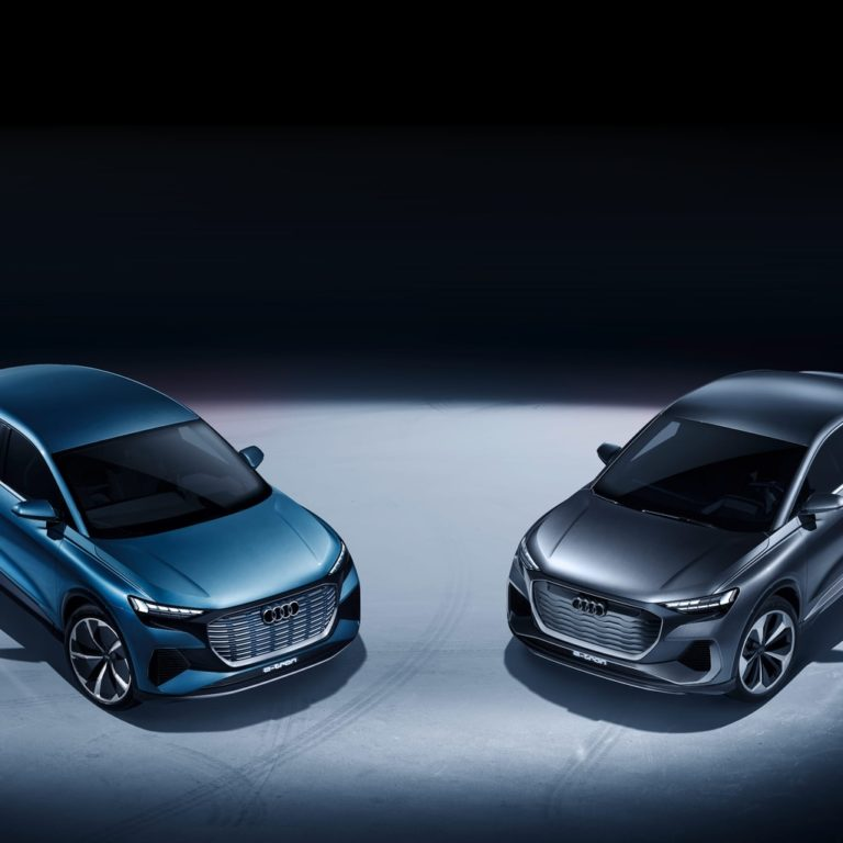 Audi Q4 e-tron y Q4 Sportback e-tron