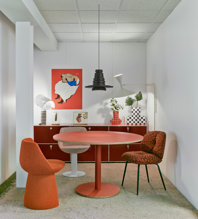 Muebles de diseño Sancal. Photo: David Frutos