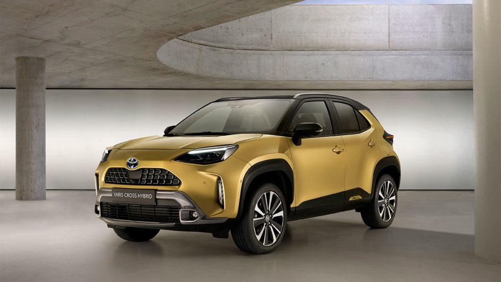 Toyota Yaris Cross Electric Hybrid